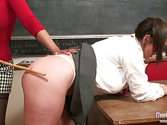 Teacher Danica  Schoolgirl..