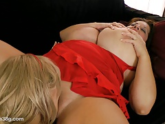 Maria Moore and Samantha 38G..