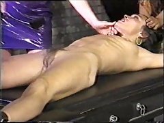 Violet domination & submission