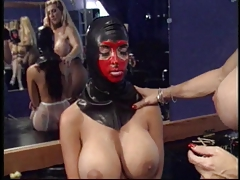 Domme munches slave's..