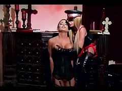 Girl/girl Dominatrix  her..